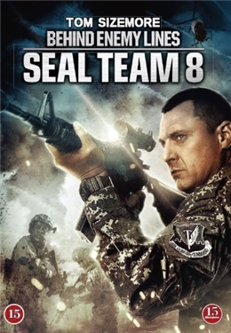 Behind Enemy Lines: Seal Team Eight (BEG HYR DVD)