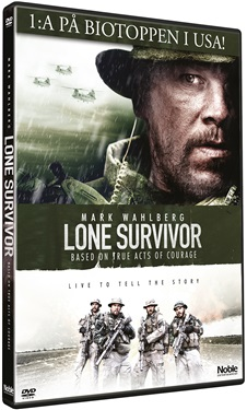 Lone Survivor (beg dvd)