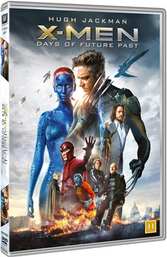 X-men: Days of Future Past (beg dvd)