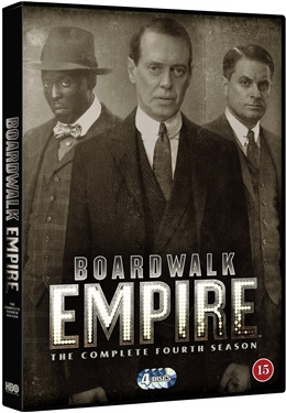 Boardwalk Empire Säsong 4 (beg dvd)