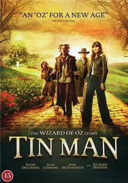 Tin Man (beg dvd)