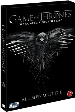 Game of Thrones - Säsong 4 (BEG DVD)