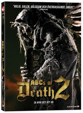 ABCs of Death 2 (BEG HYR DVD)