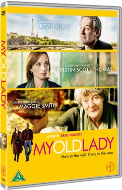 My Old Lady (BEG HYR DVD)