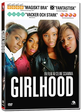 Girlhood (beg dvd)
