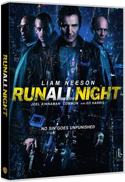 Run all night (beg hyr dvd)