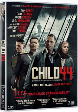 Child 44 (dvd) beg