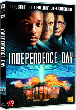 Independence Day (beg dvd) 2-disc