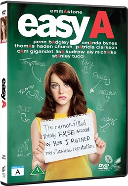 Easy A (beg dvd)