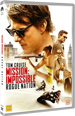 Mission: Impossible - Rogue Nation (beg dvd)