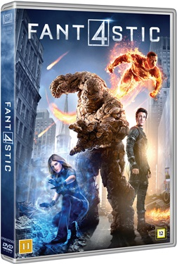 Fantastic Four - 2015 (BEG DVD)