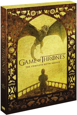 Game of Thrones - Säsong 5 (BEG DVD)