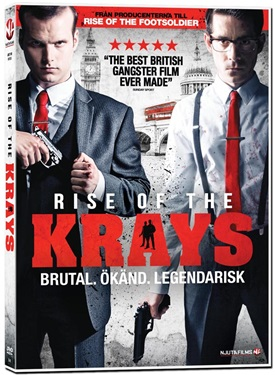NF 855 Rise of the Krays (BEG DVD)