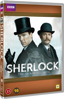 Sherlock - The Abominable Bride (beg hyr dvd)