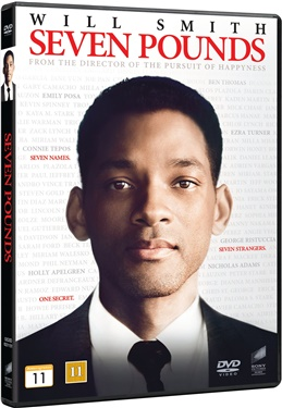 Seven Pounds (beg dvd)