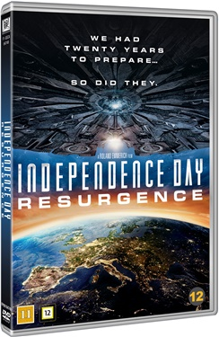 Independence Day: Resurgence (beg dvd)