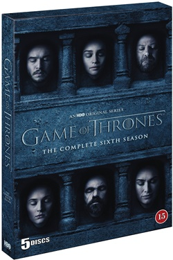 Game of Thrones - Säsong 6 (BEG DVD)