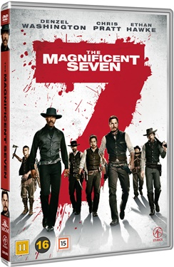 Magnificent Seven (beg dvd)