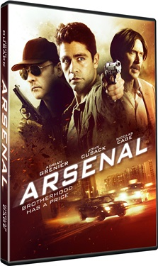 Arsenal (beg dvd)