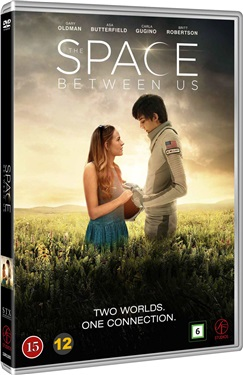 Space Between Us (beg hyr dvd)
