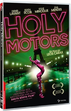 Holy Motors (beg hyr dvd)