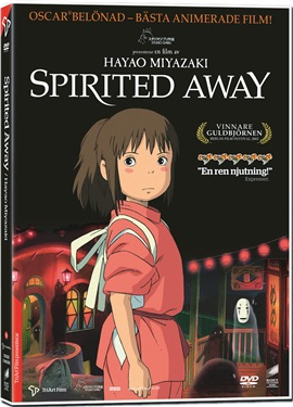 Spirited Away (BEG DVD)