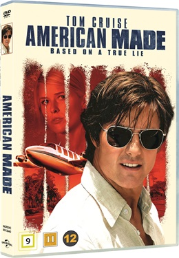 American Made (BEG HYR DVD)