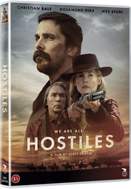 Hostiles (beg dvd)