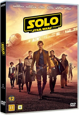 Star Wars: Solo a Star Wars Story (beg  DVD)