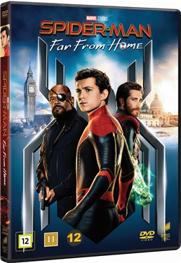 Spider-Man: Far From Home (beg dvd)
