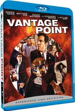 Vantage Point (BEG BLU-RAY)