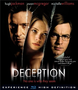 Deception (beg blu-ray)