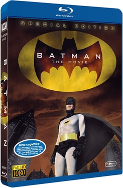 Batman: The Movie (1966) (beg blu-ray)