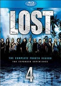 Lost - Säsong 4 (blu-ray)