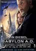 Babylon A.D. (BEG BLUE-RAY