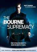 Bourne Supremacy (beg blu-ray)