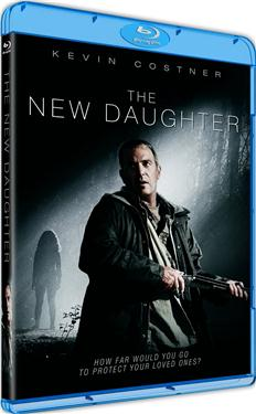 New Daughter (beg hyr blu-ray)