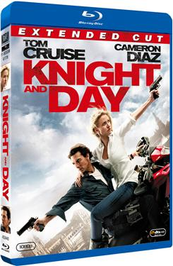 Knight and Day (2-disc)beg blu-ray