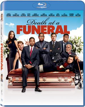 Death at a Funeral (beg Hyr blu-ray)
