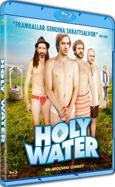 Holy Water (beg hyr blu-ray)
