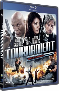 Tournament (beg hyr blu-ray)