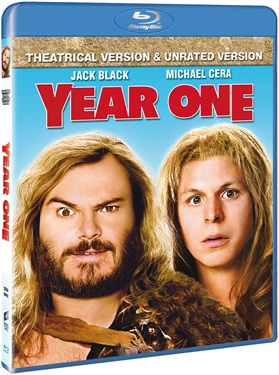 Year One (beg Hyr blu-ray)