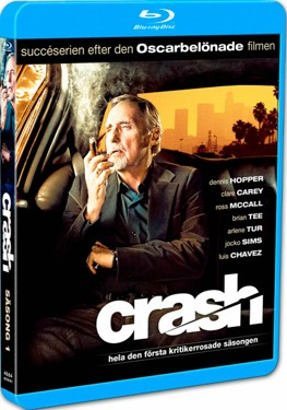 Crash Säsong 1 (blu-ray) beg