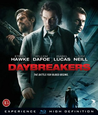 Daybreakers (beg hyr blu-ray)
