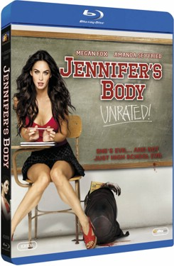 Jennifer\'s Body (beg blu-ray)