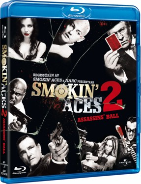 Smokin' Aces 2: Assassins' Ball (BLU-RAY)