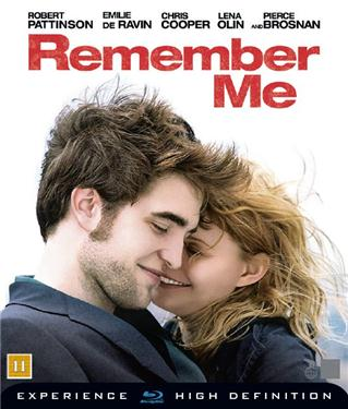 Remember Me (beg hyr blu-ray)