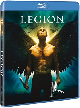 Legion (beg hyr blu-ray)