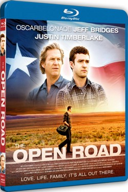 Open Road (beg blu-ray)
