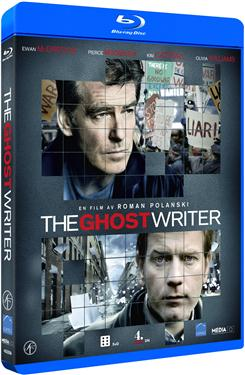 Ghost Writer (beg Hyr blu-ray)